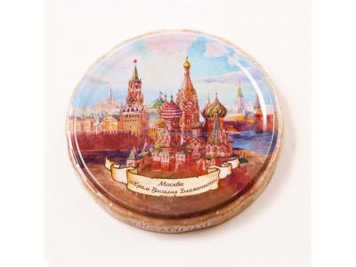 Коллекция крышек Москвичка ТО-82 «Москва»