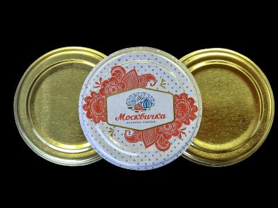 КРЫШКА СКО 1-82 марки жести ЭЖК-20 «Москвичка»