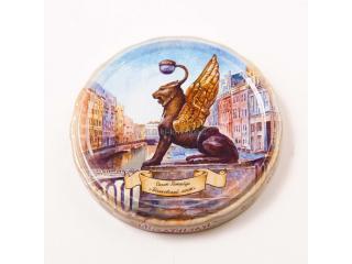 Коллекция крышек Москвичка ТО-82 «Санкт-Петербург»